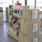 All U-STOR Wichita self-storage locations sell a full supply of packing boxes and moving supplies