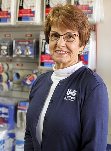 Mary Janco - U-STOR Northwest Manager
