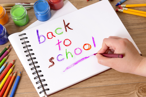 Start Now! Back to School Organization Begins at Home. Learn how from U-Stor