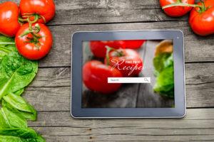 Digital recipe solutions