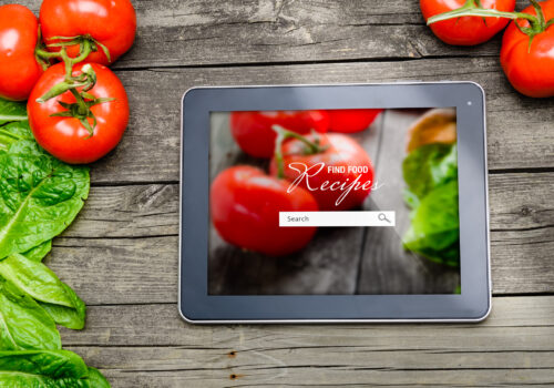 Digital recipe solutions