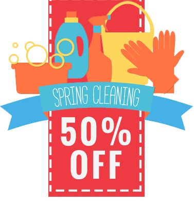 First month's rent 50% off!