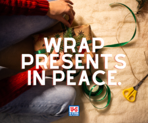 best places to wrap presents